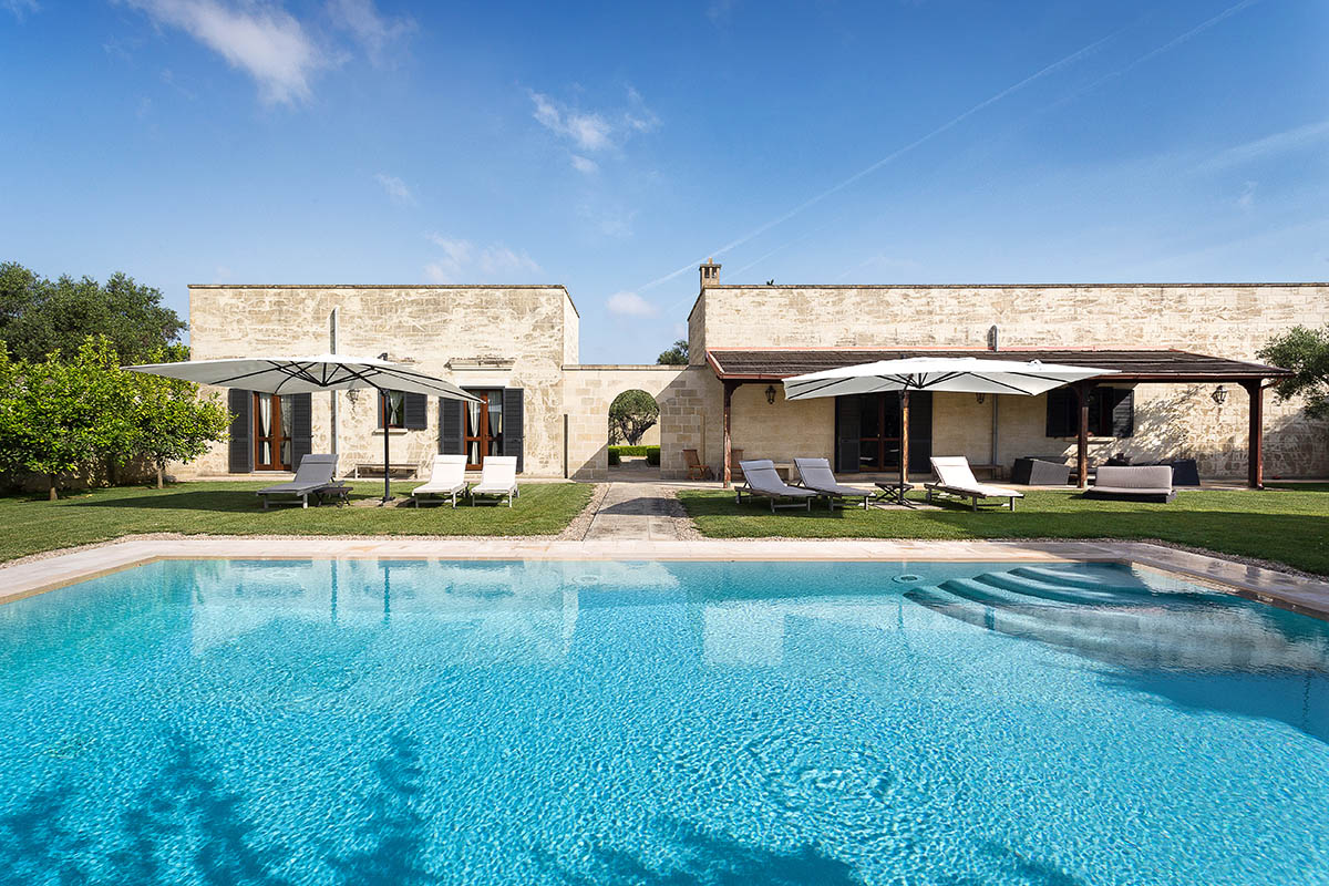 Masseria La Rosa – Cosy Luxury Villa in Puglia – Sleeps 10