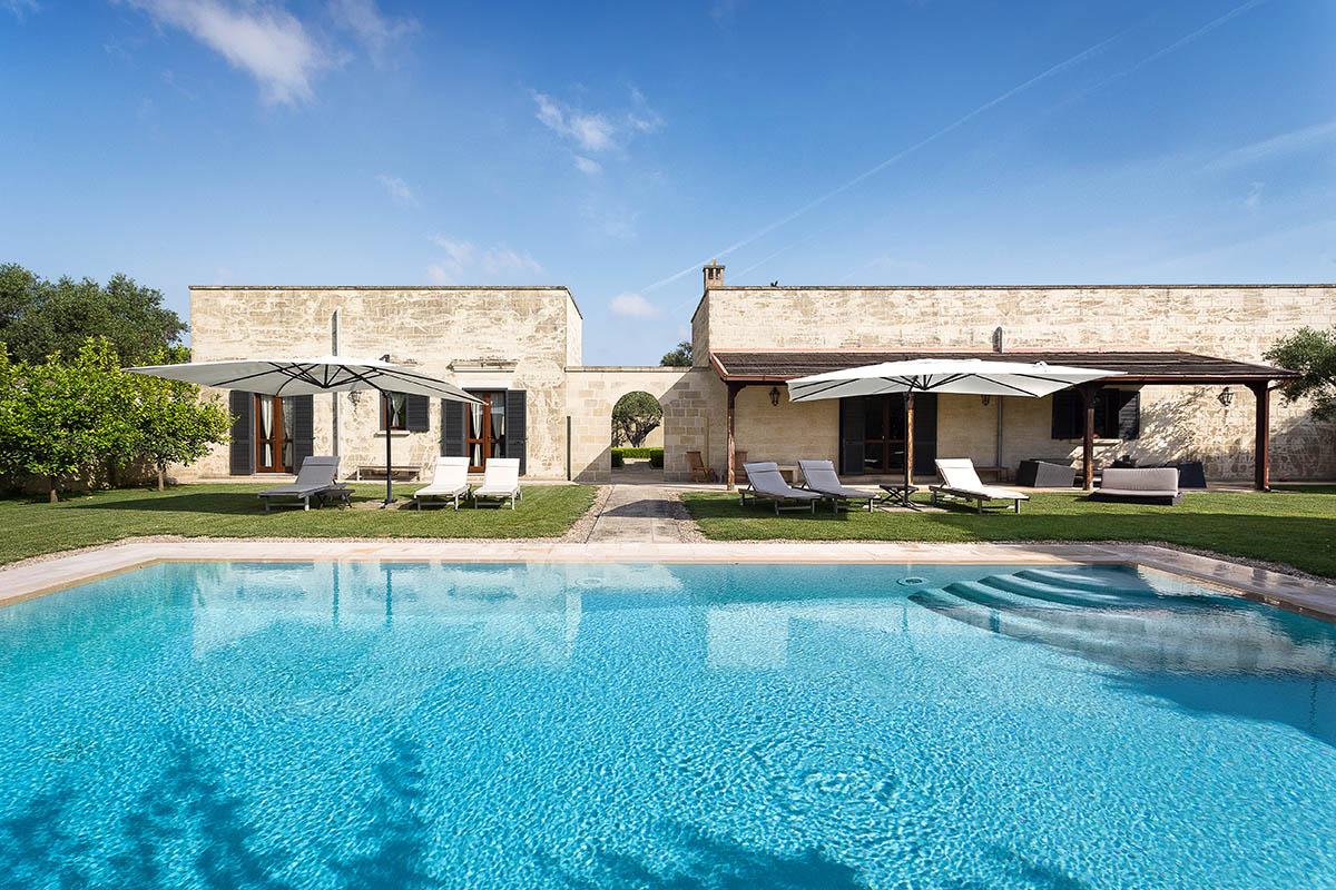 Masseria La Rosa – Cosy Luxury Villa in Puglia – Sleeps 10 – SPECIAL OFFERS
