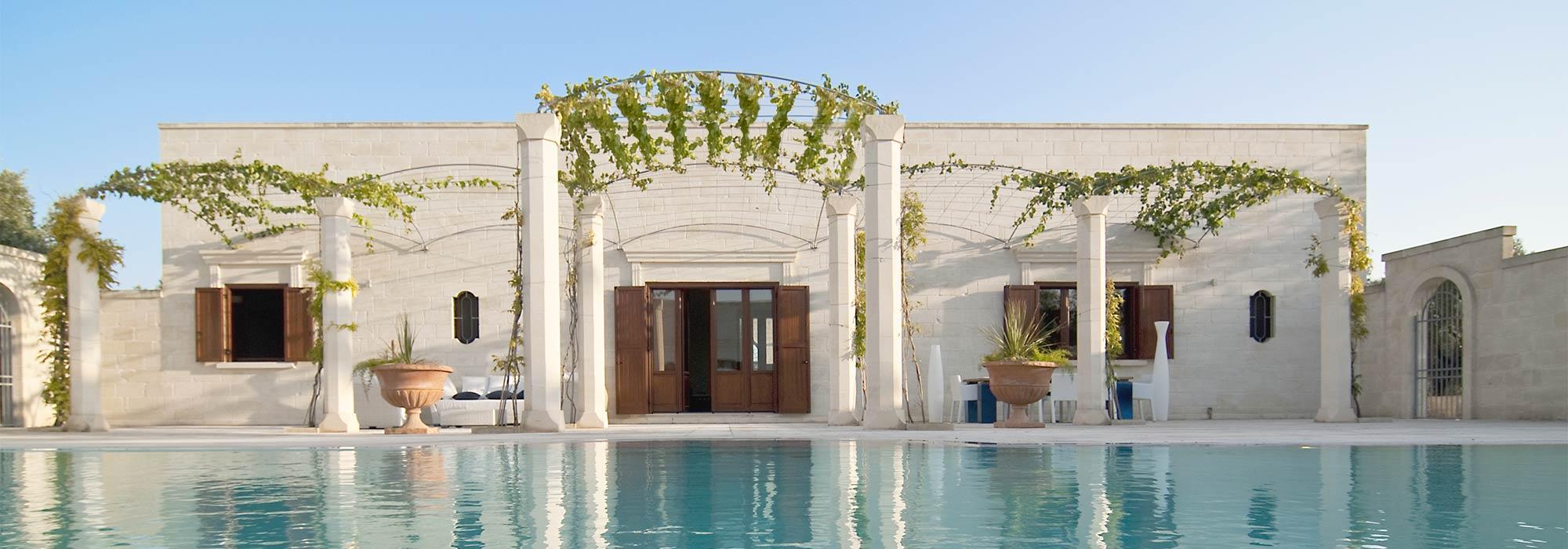 Masseria la Palma – Luxury Villa in Puglia – Sleeps 10