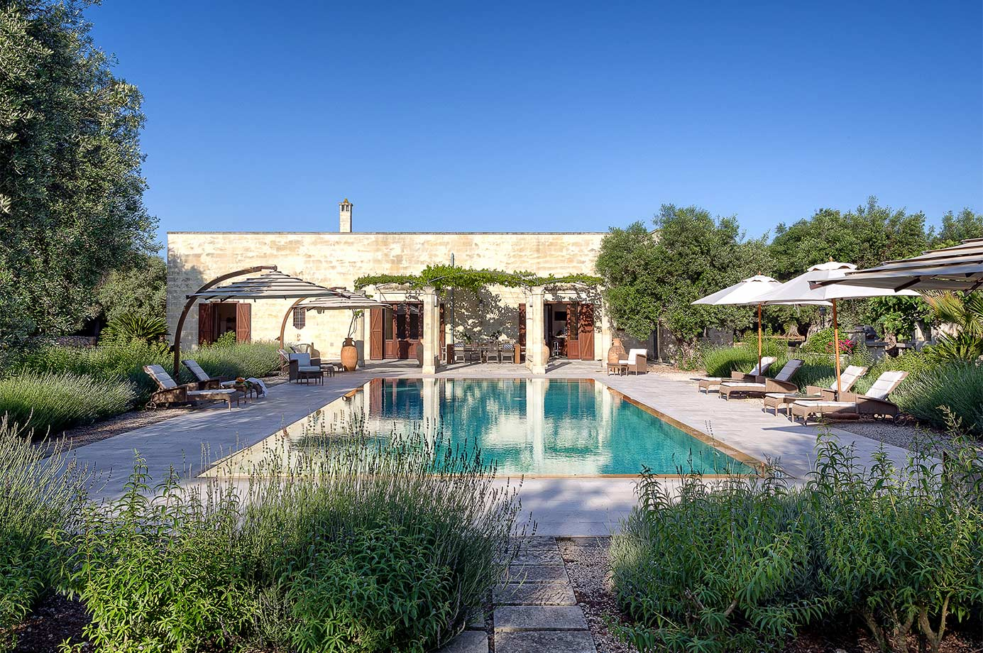 Masseria Castravelli – Beautiful Luxury Villa with pool in Puglia – Sleeps 10